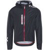 Cube Blackline Regenjacke Herren black'n'white'n'red